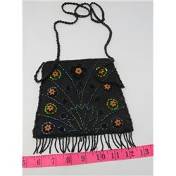 LADIES BEADED PURSE