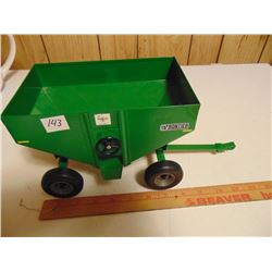 FRONTIER STEEL GRAIN HAULER TOY