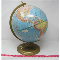 CRAMS SCOPE O SPHERE 12 INCH WORLD GLOBE