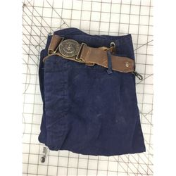 BOY SCOUTS SHORTS AND BELT