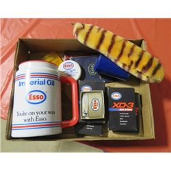 ESSO GIVEAWAYS PACKAGE INCLUDES 12 MISC. ITEMS