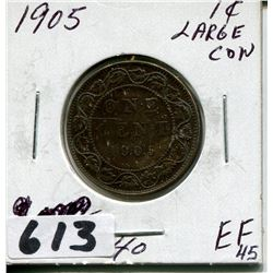 1905 CNDN LARGE PENNY