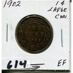 1902 CNDN LARGE PENNY