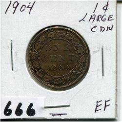 1904 CNDN LARGE PENNY