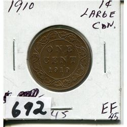 1910 CNDN LARGE PENNY
