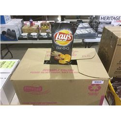 Case of Lays BBQ Chips (18 x 180g)