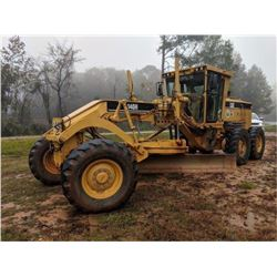 (2) 2007 CATERPILLAR 140H, COUNTY OWNED