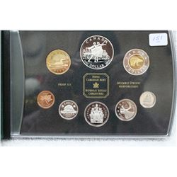 Canada Mint Proof Set (8 Coins)