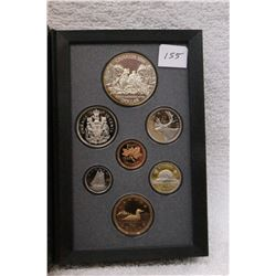 Canada Mint Coin Set (7 Coins)