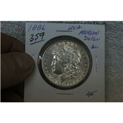 U.S.A. Morgan Dollar Coin (1)