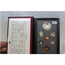 Canada Double Dollar Coin Set
