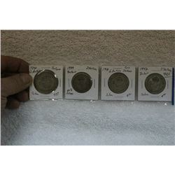 Great Britain Coins (4)