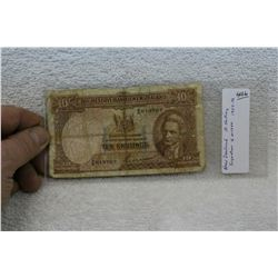 New Zealand Note