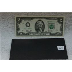U.S.A. Bank Note