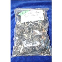 Bag of Misc. Small Gun Parts - Looks Like Lots of Screws, Springs, etc.