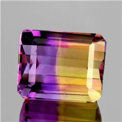 NATURAL TOP ANAHI AMETRINE 16.68 Ct - FL