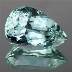 NATURAL Rare BLUE GREEN TOPAZ 56.26 Ct - FL