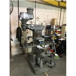 Bridgeport 2HP Series 1 w/ DRO Vertical Mill *Video Available*
