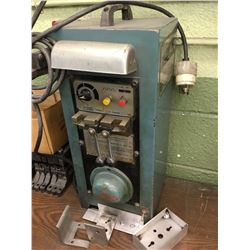 BW-16 MANHATTAN Band Saw Blade Butt Welder