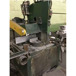 "26"" Dia. Wheel 15 HP Mitering or Straight Cut Non Ferrous Saw *VIDEO AVAILABLE*"
