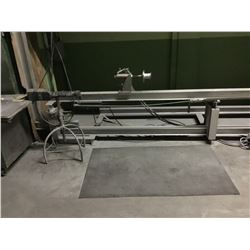 Shop Made Powered 12-1/2' Centers Parts Spinner