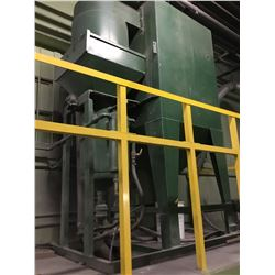 Automatic Blast Cleaning Cabinet