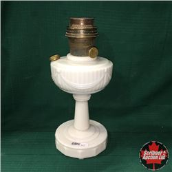 Coal Oil Lamp - Aladdin Lincoln Drape - Model B Burner (No Chimney)