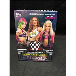 WWE Womens Division Topps 2018 Trading Cards
