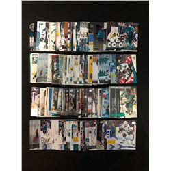 SAN JOSE SHARKS HOCKEY CARD LOT