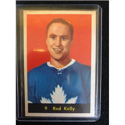 1960-61 Parkhurst #9 Red Kelly Toronto Maple Leafs