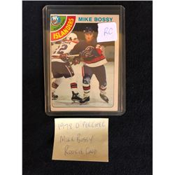 1978 O-PEE-CHEE #115 Mike Bossy ROOKIE CARD