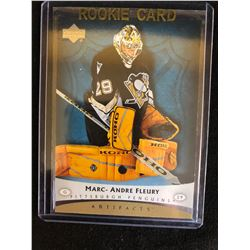 MARC-ANDRE FLEURY UPPER DECK ARTIFACTS #29 RC