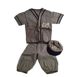 The Little Rascals Scotty Beckett (Our Gang 1935) Screen Worn Baseball Uniform Movie Costumes