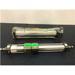 (2) CKD AIR CYLINDERS *SEE PICS FOR DETAILS*
