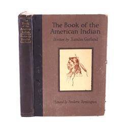 Book of the American Indian Hamlin Garland 1923
