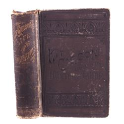 Kit Carson's Life and Adventures by Burdett 1869