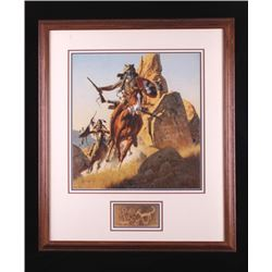 "Frank McCarthy ""Where Others Had Passed"" Print"