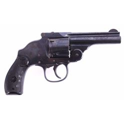 Harrington & Richardson Hammerless Revolver