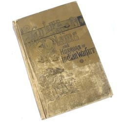 Wild Life On The Plains First Edition c. 1891