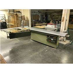 """SCMI SI320 SLIDING BED 12""""  TABLE SAW"""