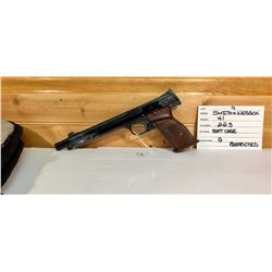 SMITH & WESSON, 41, .22 S