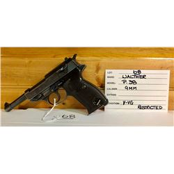 WALTHER, P38, 9MM