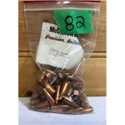 100 X .243 HOLLOW POINT BULLETS