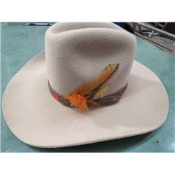 COWBOY HAT, BILTMORE, *MADE IN CANADA* (SIZE 6 1/8)