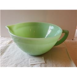 "FIREKING BATTER BOWL (7.5"" H)"