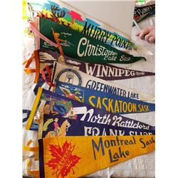 BANNERS, 8( LARGE)