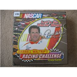 TRIVIA GAME (NASCAR) *NOS - STILL SEALED*