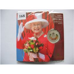 2012 50 CENT COIN *THE QUEEN'S DIAMOND JUBILEE*