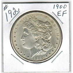 1900 US *MORGAN* SILVER DOLLAR