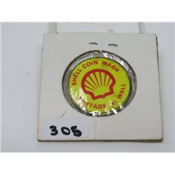 SHELL COIN WASH TOKEN